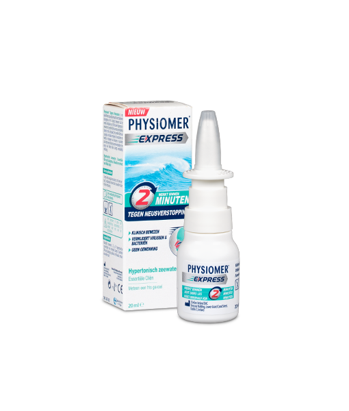 PHYSIOMER® Express