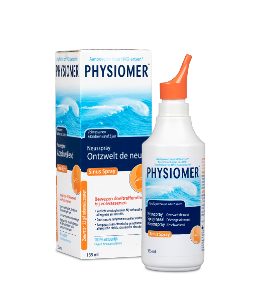 PHYSIOMER® Sinus Spray