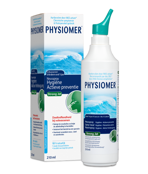 PHYSIOMER® Strong Jet
